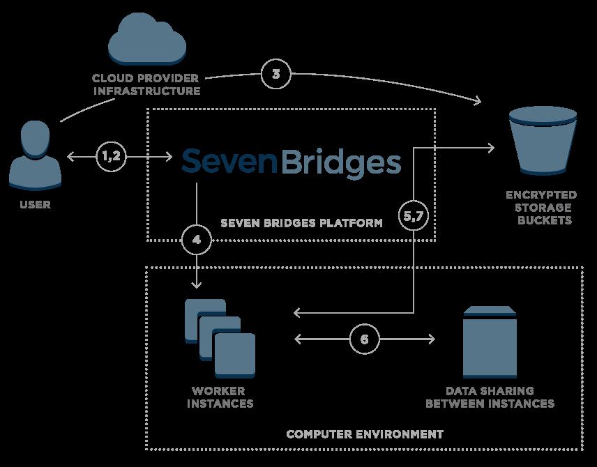 Security Seven Bridges